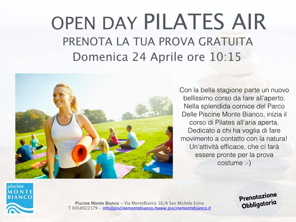 open pilates air