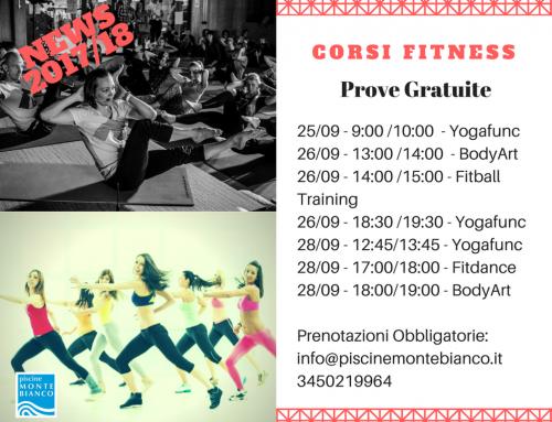 Open Week Fitness