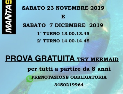 Prova Gratuita Try Mermaid